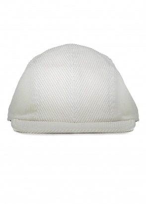 Saturdays NYC Russel Cord Hat - Ivory