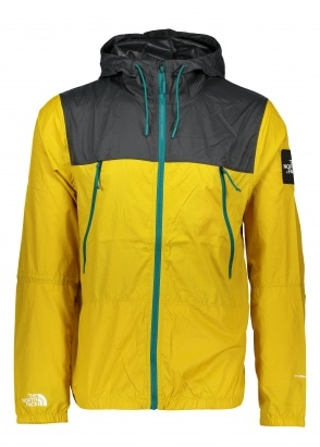 The North Face Seasonal Mountain Jacket - Yellow