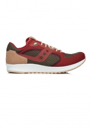 Saucony Shadow 5000 EVR - Red
