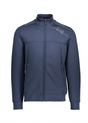Boss Sicon Track Top 410 - Navy