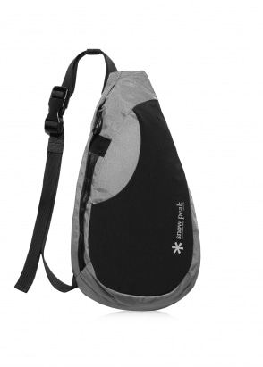 Snow Peak Side Attack Bag - Grey