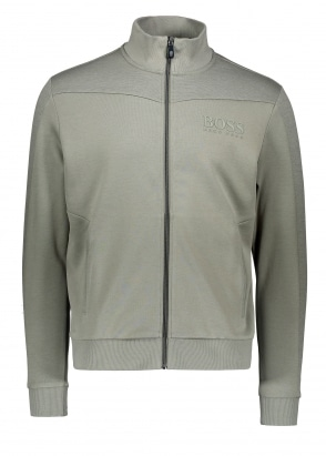 Hugo Boss Skaz Track Top - Open Green