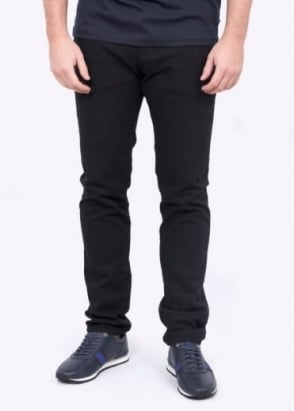 Paul Smith Slim Standard Fit Jeans - Black