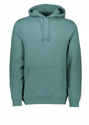 Stussy Smooth Stock Applique Hood - Sage