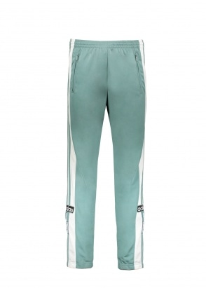 adidas Originals Apparel Snap Pants - Green / White