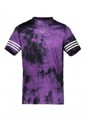 adidas Originals Apparel Space Dye Jersey - Active Purple