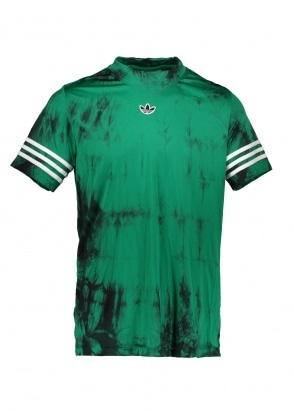 adidas Originals Apparel Space Dyed Jersey - Bold Green