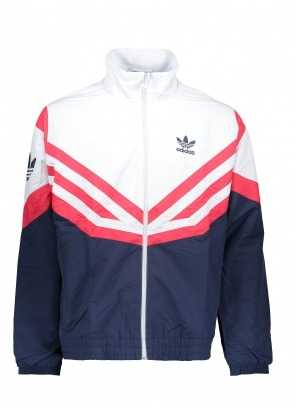 adidas Originals Apparel Sportivo Track Top - Navy / Grey