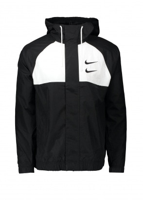Nike Apparel Sportswear Swoosh Jacket - Black