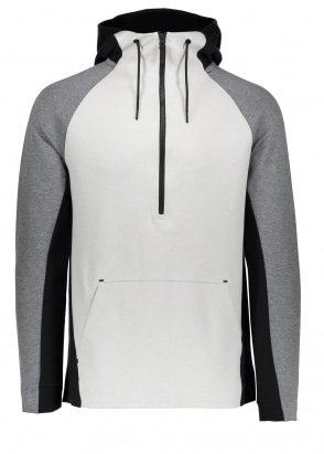 Nike Apparel Sportswear Tech Fleece Hoodie - Light Bone