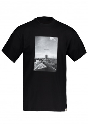 Carhartt WIP SS Matt Martin Salvation Tee - Black
