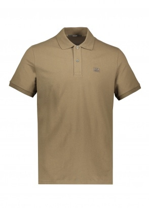 C.P. Company SS Polo Shirt - Ivy Green