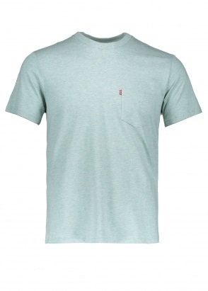 Levi's Red Tab SS Sunset Pocket Tee - Cameo Blue