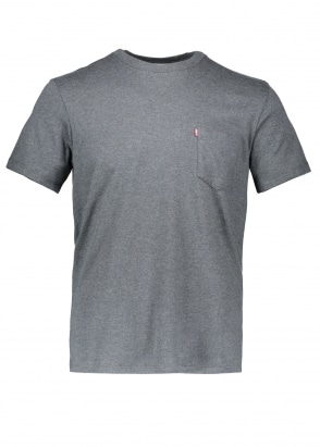 Levi's Red Tab SS Sunset Pocket Tee - Obsidian