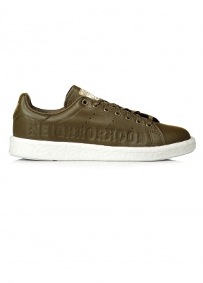 adidas Originals by Neighborhood Stan Smith Boost NBHD - Trace Olive