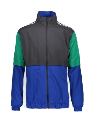 adidas Originals Apparel Standard 20 Jacket - Carbon / Royal