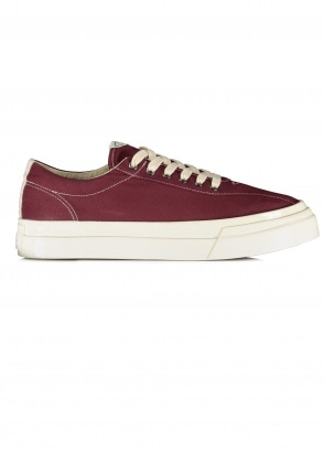 Stepney Workers Club Dellow M Canvas - Burgundy
