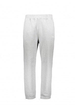 Stussy Stock Fleece Pant - Grey Heather