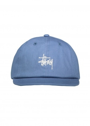 Stussy Stock Low Pro Cap - Blue