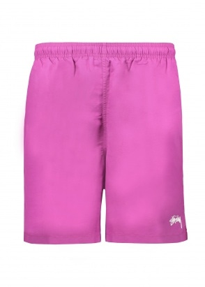 Stussy Stock Water Short - Berry