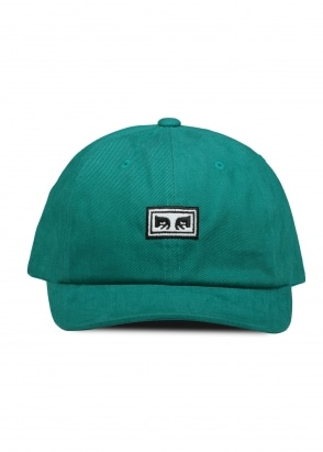 Obey Subversion 6 Panel - Teal