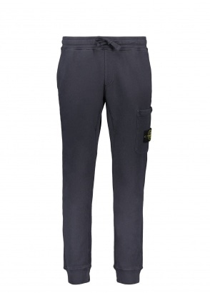 Stone Island Sweatpants - Navy Blue