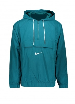 Nike Apparel Swoosh Woven Jacket 381 - Geode Teal