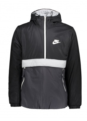 Nike Apparel Synthetic Fill Jacket - Black / Anthracite