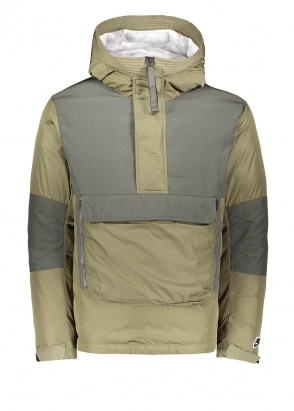 Nike Apparel Synthetic-Fill Jacket - Medium Olive