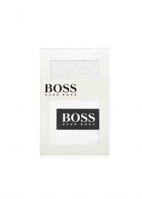 BOSS Bodywear T Shirt RN 24 100 - White