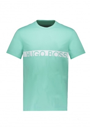 BOSS Bodywear T-Shirt RN 331 - Light Pastel Green