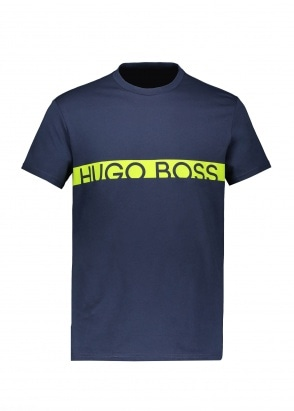 BOSS Bodywear T-Shirt RN 415 - Navy