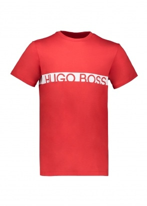 Boss T-Shirt RN 623 - Bright Red