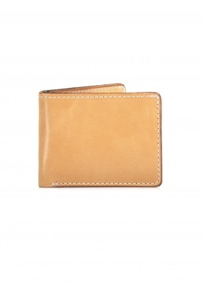 Tanner Goods Utility Bifold Remix - Tan / Black