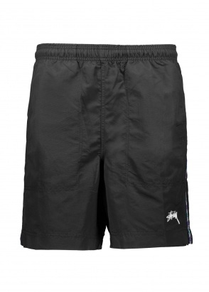 Stussy Taping Nylon Short - Black