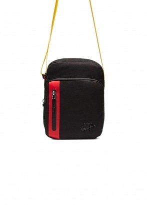 Nike Apparel Tech Bag - Black / University Red