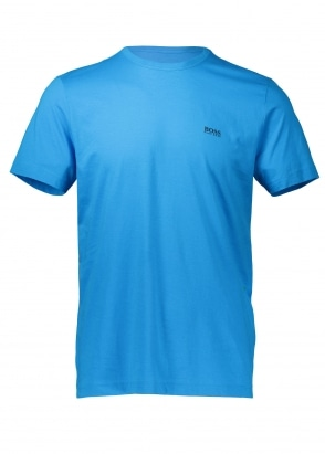 Hugo Boss Tee - Open Blue