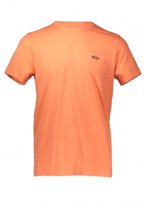 Hugo Boss Tee - Open Red