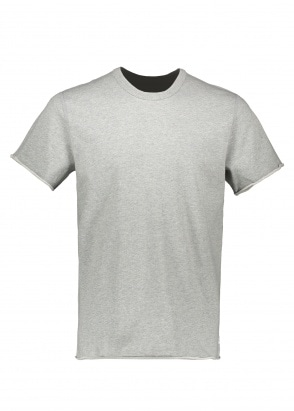 Reigning Champ Terry Cut Off Crewneck - Grey