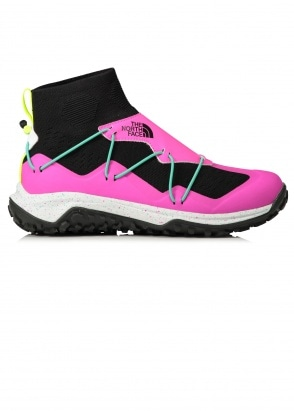 The North Face Sihl Mid Pop III - Pink Glow / Black