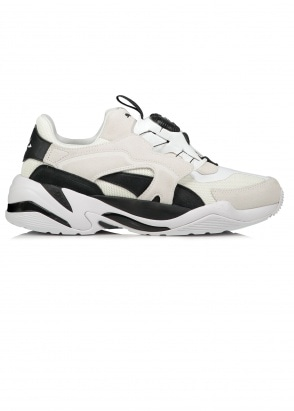 Puma Thunder Disc - White / Black