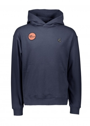 Vivienne Westwood Time To Act Hoodie - Royal Blue