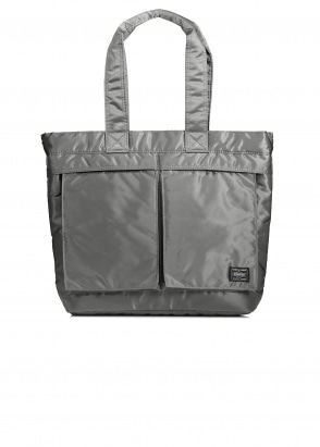 Porter-Yoshida & Co Tote Bag - Silver Grey