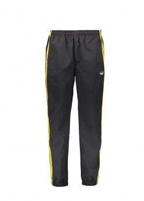 adidas Originals Apparel Tourney Warm Up Pants - Black / Yellow