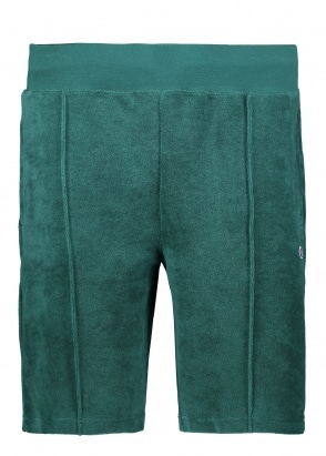 Champion Towelling Bermuda Shorts - Green