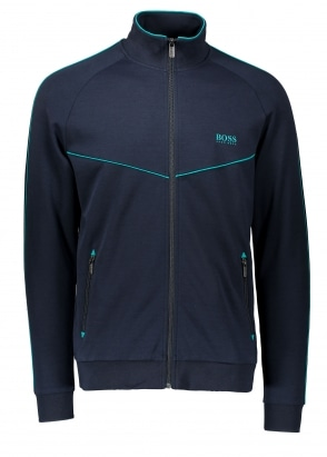 Hugo Boss Tracksuit Jacket 403 - Dark Blue
