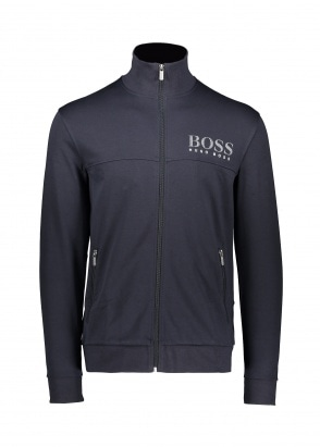 Boss Tracksuit Jacket 403 - Dark Blue
