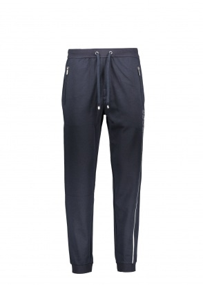 BOSS Bodywear Tracksuit Pants 403 - Dark Blue