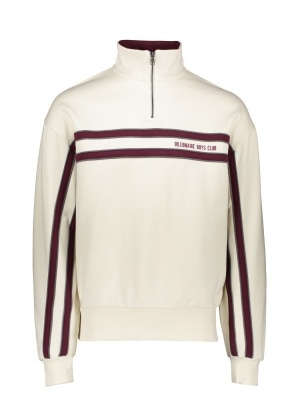 Billionaire Boys Club Tranquility Base 1/4 Zip Sweat - Bone