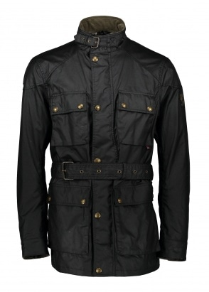 Belstaff Trialmaster Jacket - Black